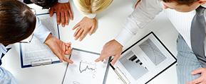意匠・構造・設備・施工・積算の専門家によるチーム編成